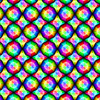 Star Prism Pattern by Humble-Novice