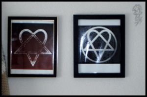 heartagram pictures by airenaki