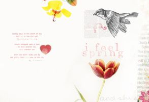 I Feel Spring by Barary