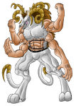Comm/Z-Parasites: Fusion Anne 2.0 by HronawmonsTamer