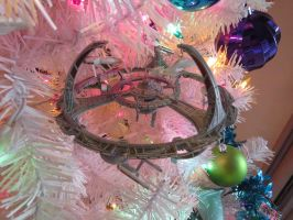 DS9 on tree by Sorath-Rising