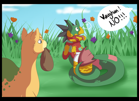 [PI] Vaughan NO!!! (COLLAB) by Aloulore