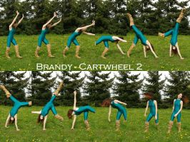 JBF Cartwheel 2 by geoectomy-stock