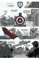 Captain America 616 1 by JasonLatour
