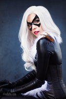 Black Cat V by Cosbabe