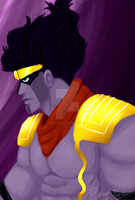 Star Platinum by pizza-tron-2010