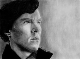 One more miracle, Sherlock by Miss-Catherine