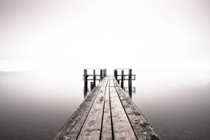 Te Anau Jetty by 2binspired