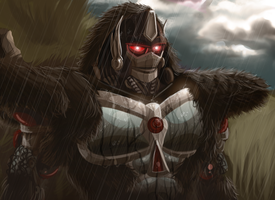 Optimus Primal by ConceptCat