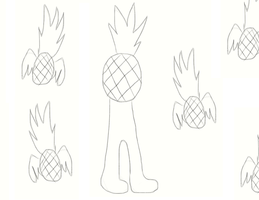.:RQ Then Suddenly Pineapples:. by L3M0NL1M3