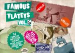 Famous 'Flateys Vol. 6 Ad by GreyOfPTA