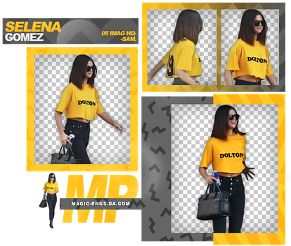 PACK PNG 913| SELENA GOMEZ by MAGIC-PNGS