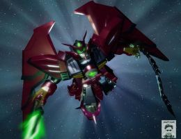 The Coming of Epyon by ssejllenrad2