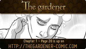 The gardener - CH01P20 by Marc-G
