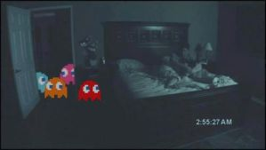 paranormal activity by blakenoble6