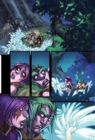 WoW Curse of the Worgen 2 pg3 by Tonywash