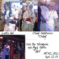 Random Collage-5 MTAC 2011 by Anime-Kat2002
