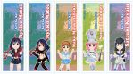 Chibi Kill La Kill Bookmarks by DannimonDesigns