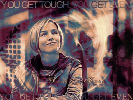 Veronica Mars- Get Tough by JoshGrey