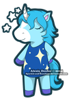 Animal Crossing - Julian Sticker by Sparkle-And-Sunshine