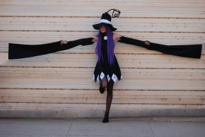 Blair Cosplay : Float by Monochrome-Magick