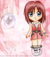 Kairi in SD by oOFlorianeOo