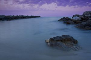 Quiet sea. by PetrSvoboda91