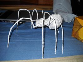 Twist Tie Spider, Complete, view 3 by RC-Iname