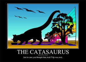 The Catasaurus by GUS314159265