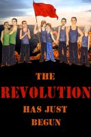 Revolution by BloodyButterfly-wp