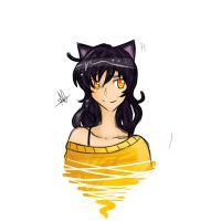 Blake Belladonna by Onigiri-DragonBoat