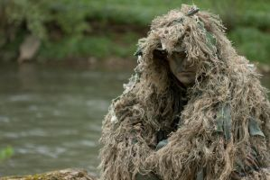 Ghillie Profile by JesseEK590