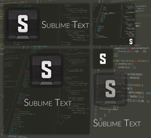 Sublime Text Start Menu Tiles by Everunis