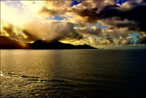 cloud sunset by Dune-sea
