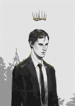 Rust Cohle by mformadness