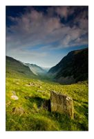Snowdonia Landscapes No.2 by djoel