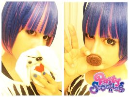 Stocking Male ver 'Wig Test' by in-ciel