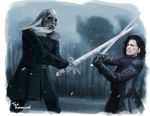 White Walkers by ted1air