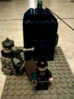 doctor who lego by Dragonwolf6000