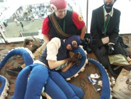 Otakon 2011: Nap Time by lunanotikdeo