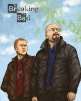Breaking Bad by luminousfish