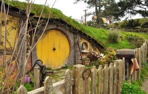 Home of Samwise by vigshane