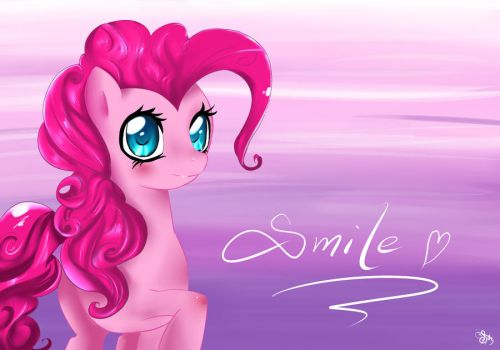 smile by Daughter-of-Fantasy