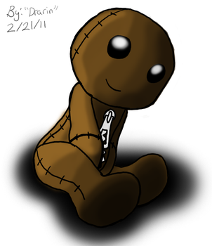 .:Sackboy:. by Drarin1