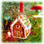 Miniature Gingerbread House Ornament by LolitaPopShop