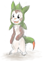 Chespin by ImGwen