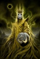 Hastur by namesjames