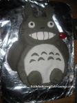 Totoro Cake by IrishTimberWolf