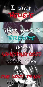 Noragami x Hollywood Undead quote by AnyuAnima