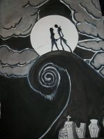 Jack and Sally by forevernotsinking99